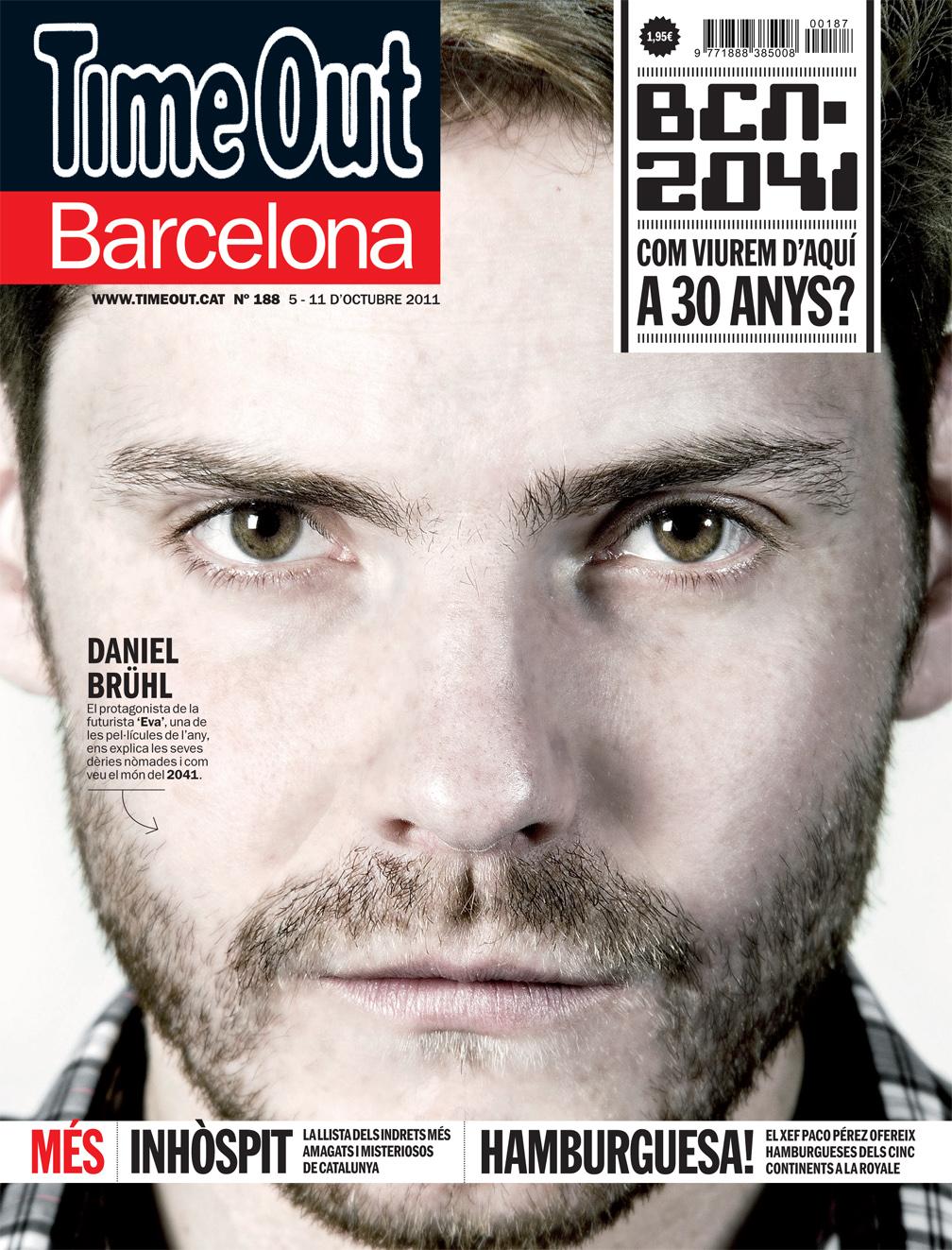 portada Daniel Brühl